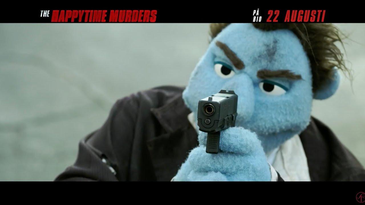 HAPPYTIME MURDERS | TRAILER | BIOPREMIÄR 22 AUGUSTI 2018