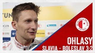 OHLASY | Slavia - Boleslav 3:2