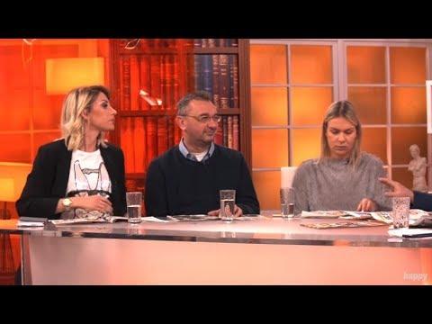 Krvnik Naser Oric porucio Nebojsi Stefanovicu da mu slede teski dani - DJS - (TV Happy 20.03.2019)