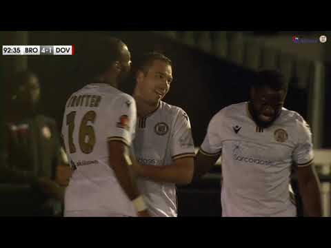 Bromley Dover Ath. Goals And Highlights