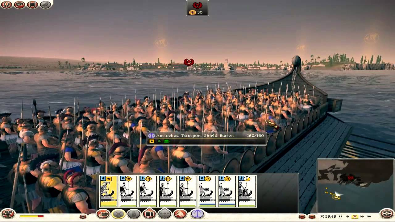 Total War: Rome 2 patch 5 out now, with free Seleucid faction