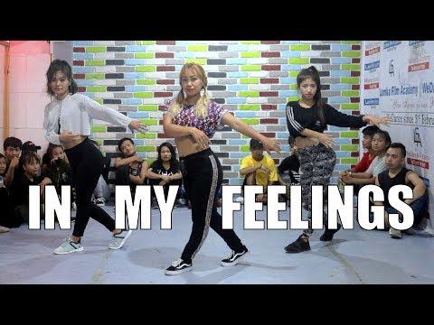 Drake - In My Feelings | Alan Rinawma Dance Choreography #inmyfeelingschallenge