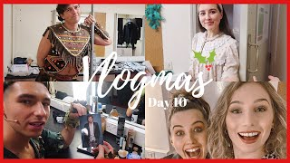 MEETING SOME MORE OF THE CAST! | VLOGMAS DAY 10 | Georgie Ashford