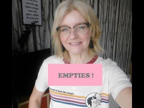 Empties!