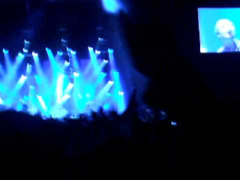 Fuji Rock 09 - Oasis  Morning Glory clip (Green Stage day 1)