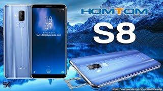 HOMTOM S8 . первый обзор новинки похожей на Samsung s8