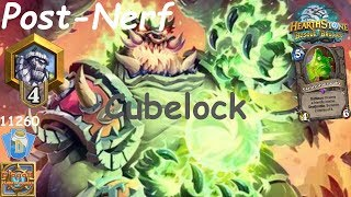 Hearthstone: Cubelock Warlock Post-Nerf #1: Witchwood (Bosque das Bruxas) - Standard Constructed