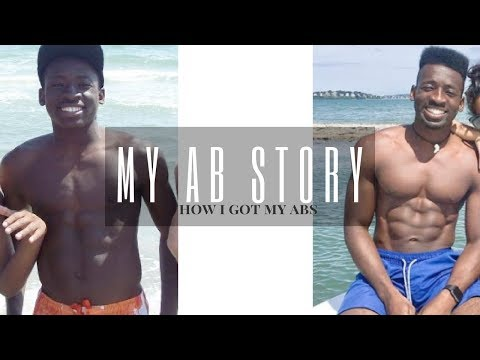my ab story | how I got my abs