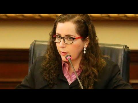 Rosa Bartra: piden su renuncia a la presidencia de la comisión Lava Jato