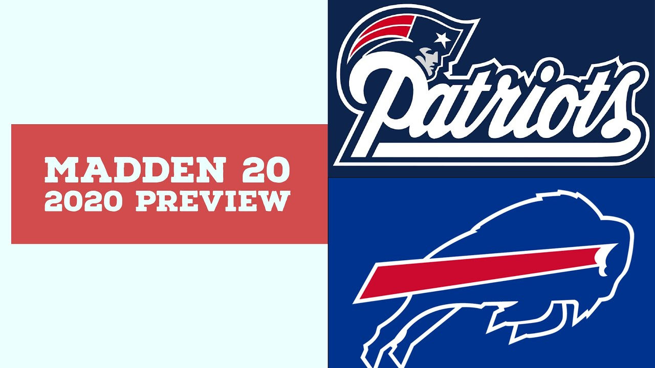 2020 Week 8 Preview - New England Patriots vs Buffalo Bills - Simulation Nation