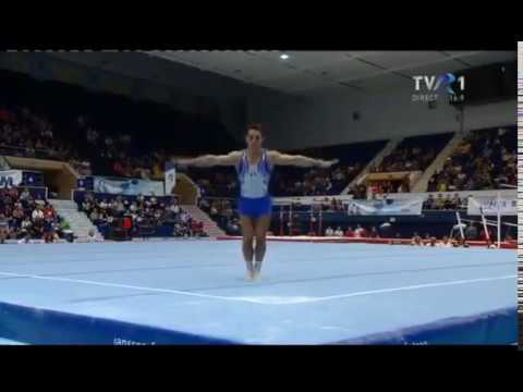 Marian Dragulescu FX EF @ Romanian Nationals 2015 - YouTube