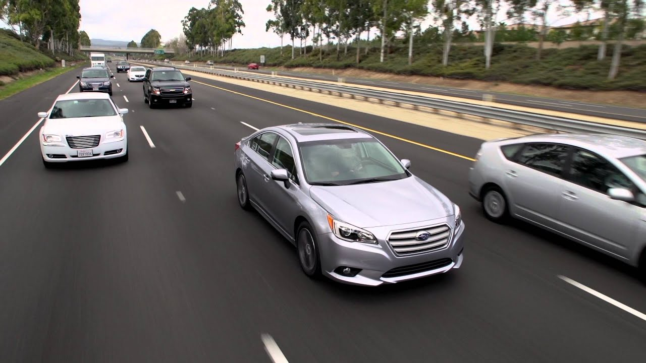 Subaru Eyesight Video >> Subaru Eyesight Overview