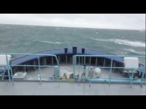 AHT Tug Vortex at Sea