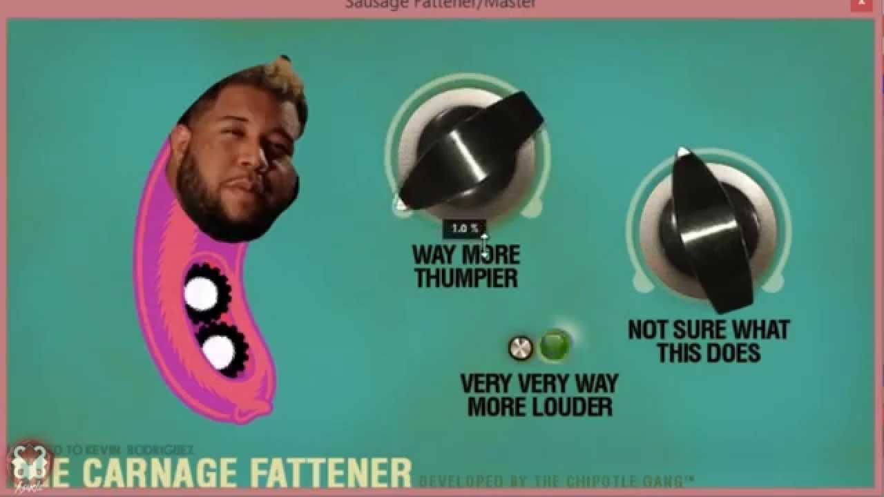 The Carnage Fattener | Best Free VST Skin EVER!!! | link included