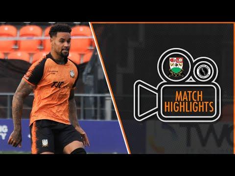 Barnet Boreham Wood Goals And Highlights