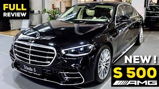 2021 MERCEDES S Class AMG NEW S500 Long FULL In-Depth Review Exterior Interior Infotainment