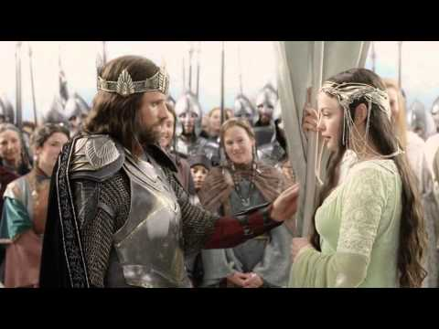 Aragorn's Coronation - LOTR: The Return of the King