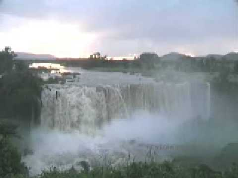 Ethiopia Blue Nile Falls - Jim Rogers World Adventure Traveler