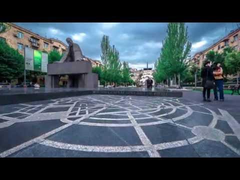 Երևան` իմ տուն -Yerevan, My Home - Ереван,мой дом - ErebuniEVN 2796