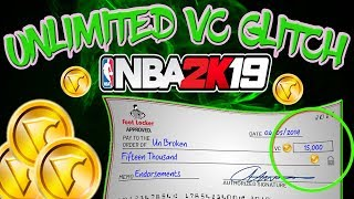 NBA 2K19 *NEW* UNLIMTED VC GLITCH | NEW METHOD🔥