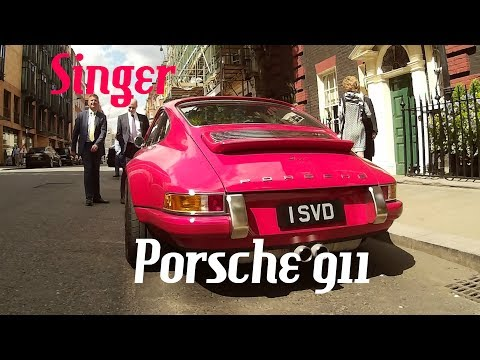 Singer Porsche 911 - London Commission