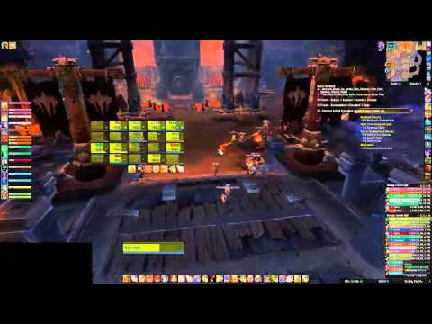 Heroic Iron Maidens & Blast Furnace - Holy Paladin PoV