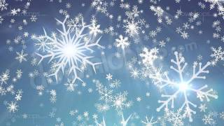 Snowy 1 - Snow And Christmas Motion Background Video Loop