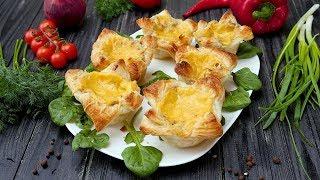 Жюльен с грибами - Рецепты от Со Вкусом