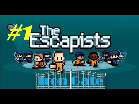 The Escapists - Iron Gate - Episode 1 - Stare Down