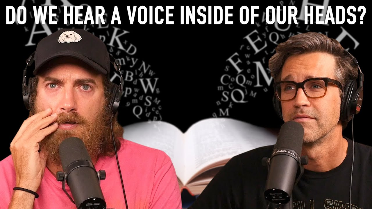 Do We Have A Voice Inside Of Our Heads?