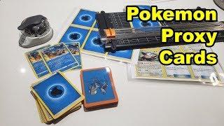 Make your own Pokemon Proxy Cards screenshot 3