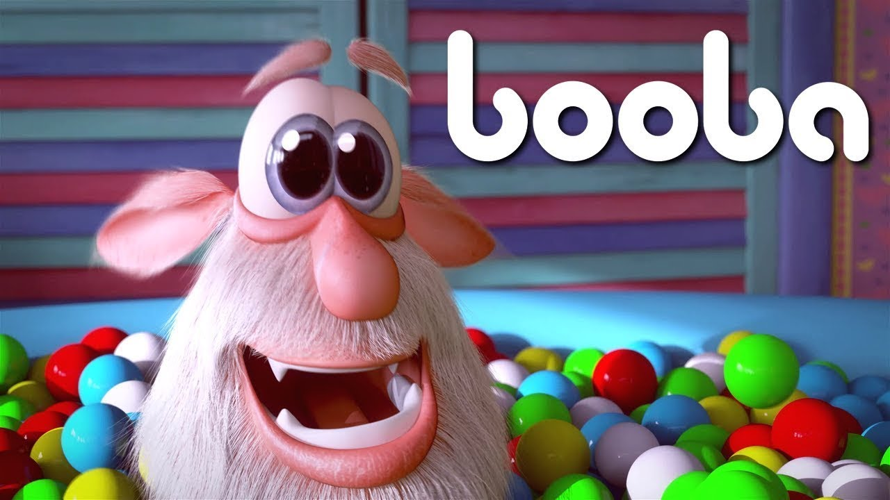 Booba 👣 Unerwarteter Gast im Kinderzimmer 3 - Lustige Cartoons für Kinder - Booba ToonsTV
