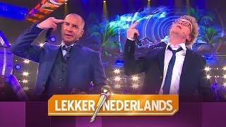 JURK! zingt 'Op Een Knettersaai Eiland' | Lekker Nederlands 2015 | SBS6