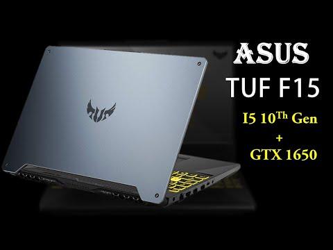 Asus TUF F15 Intel i5 10th gen + GTX 1650 - All Details