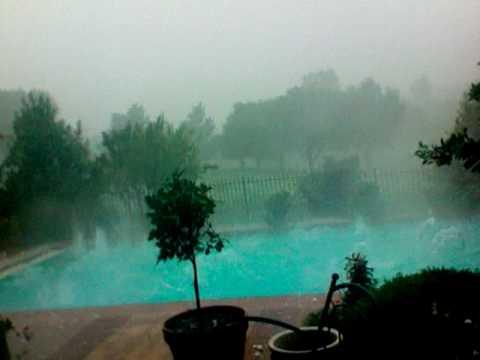 Hail Storm Oklahoma City