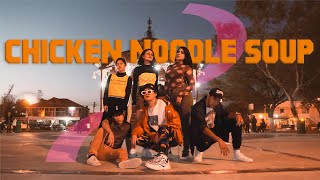 [KPOP IN PUBLIC MEXICO] CHICKEN NOODLE SOUP #JHOPE  FT #BECKYG #DANCECOVER BY 8 HOURS & MEXICAN ARMY