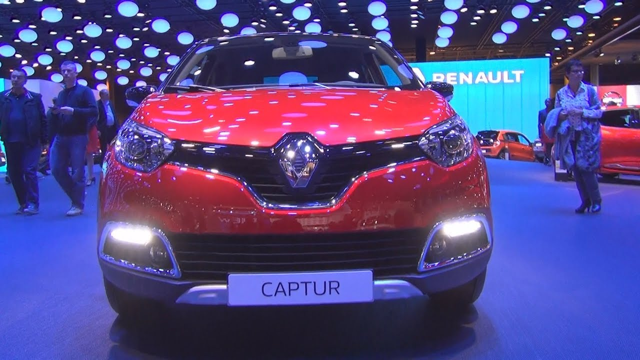 renault captur intens energy tce 120 hp edc 2017 exterior and interior youtube. Black Bedroom Furniture Sets. Home Design Ideas