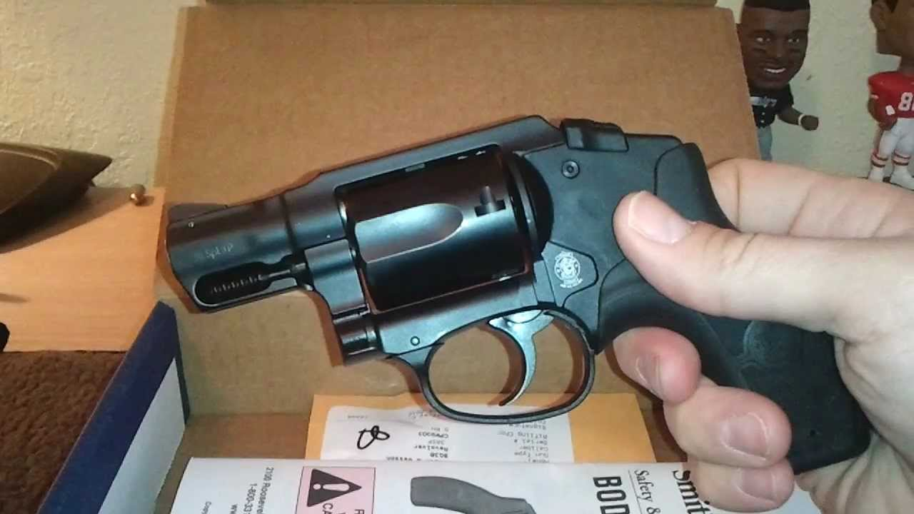 CCW POCKET PAL! S&W BODYGUARD  38 SPECIAL INSIGHT LASER SYSTEM