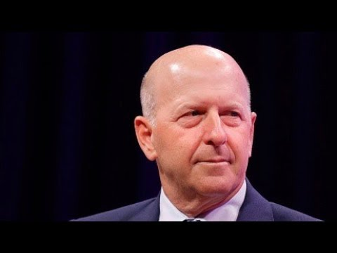 Goldman Sachs CEO: 'Cyber is a risk we should all be focused on'