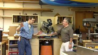Extreme Garage Shop Makeover -- Part 4; Presented By Woodcraft