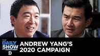 Democratic Presidential Candidate Andrew Yang's Campaign for Universal Basic Income | The Daily Show