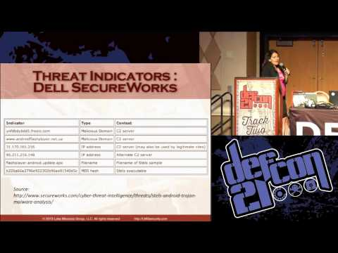 DEF CON 21 - Panel - Do It Yourself Cellular IDS