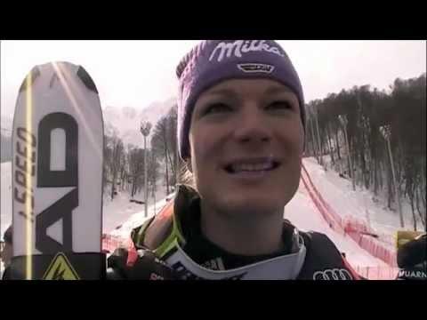 Sochi DH goes to Maria