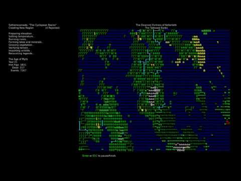 James and James play a Games - Dwarf Fortress