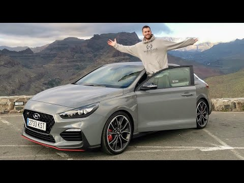 I WANT TO BUY THE NEW HYUNDAI i30 FASTBACK N!!