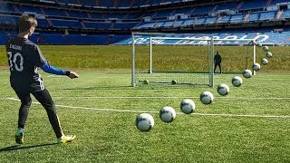 Training Like a Professional Football Player - Top Eleven Soccer Challenges
