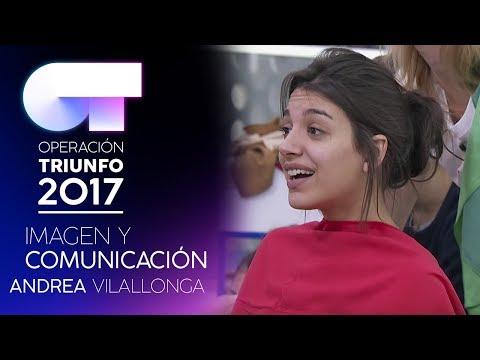Clase de IMAGEN y COMUNICACIÓN con Andrea Vilallonga (20 ENE) | OT 2017