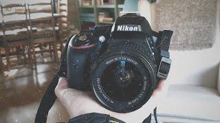 Unboxing Nikon D5300 ،فتح صندوق كاميرا نيكون ،برنامج نقل الصور من الكاميرا