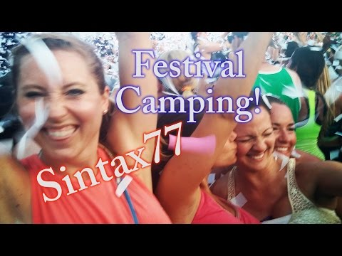 Firefly Music Festival Camping Experience 2014