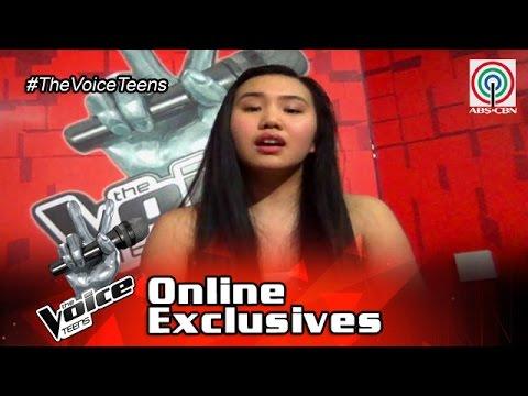 The Voice Teens Philippines Kalma Cover: Hanggang - Alyssa Datu
